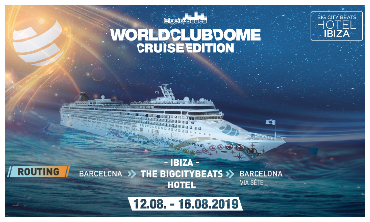 worldclubdome cruise 2019